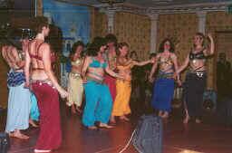 Tunisi ballerine
