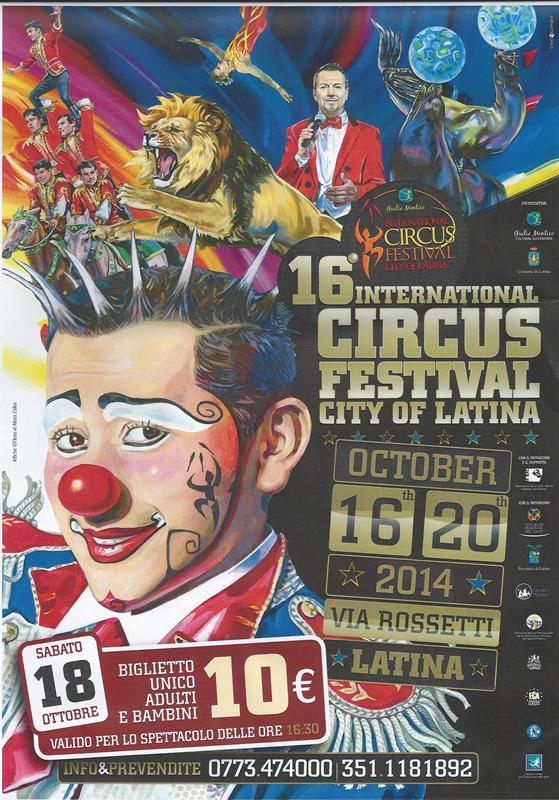 Circo 2014 a