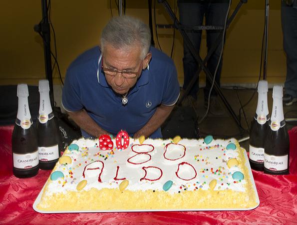 Compleanno Pastore