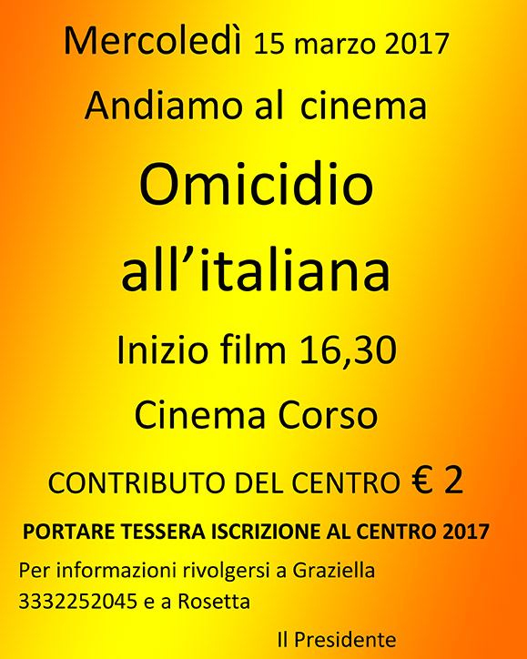 andiamo alcinema allied