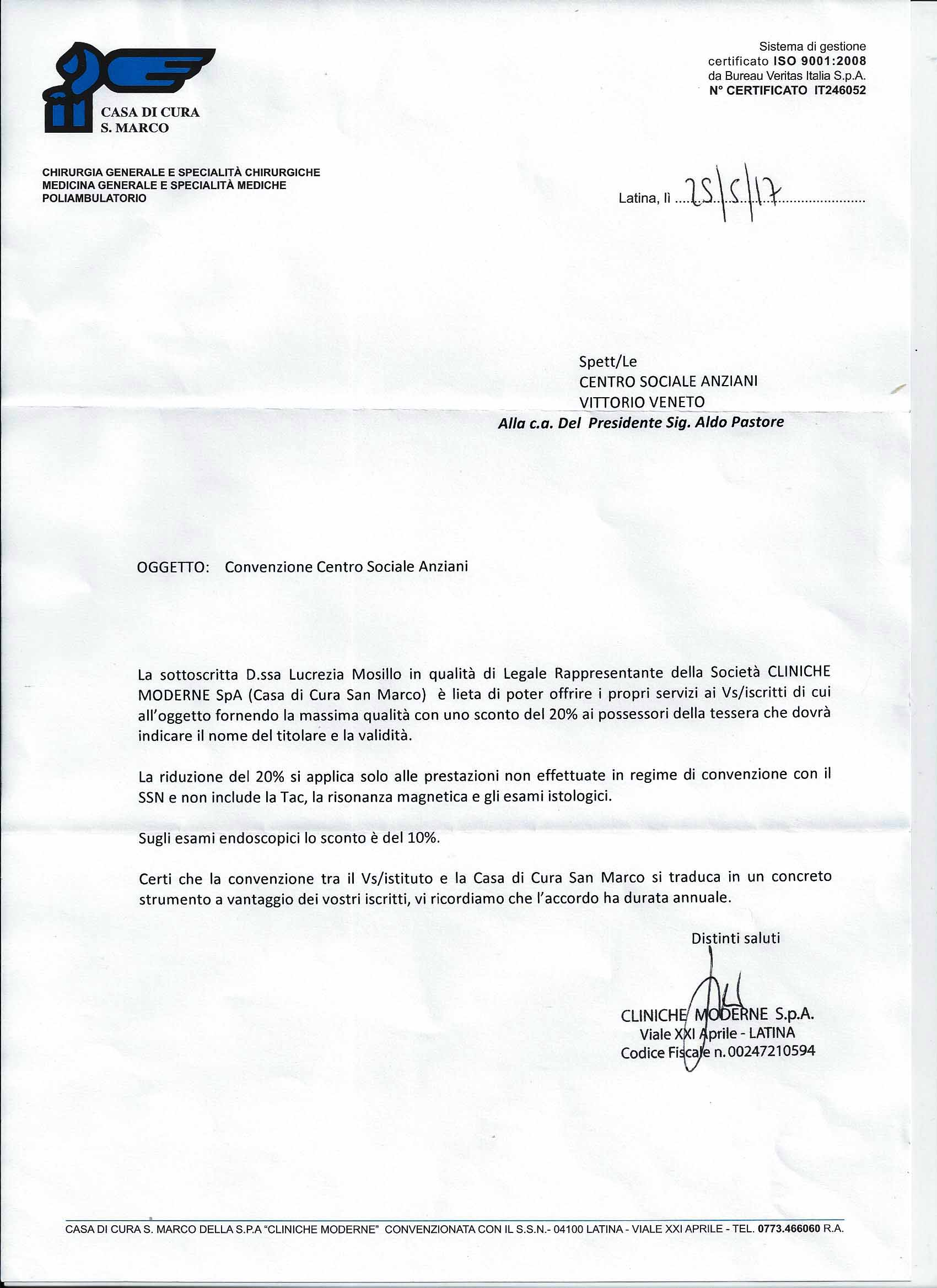 Clinica S marco