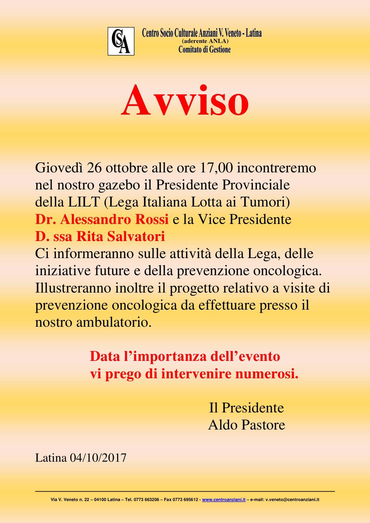 [1]Avviso_Lega_Tumori-1_515