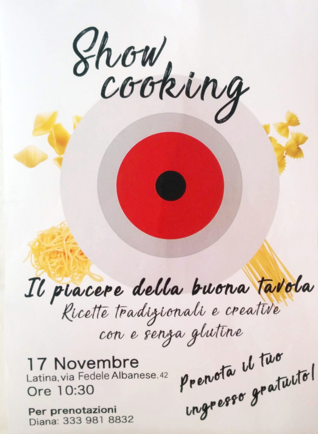 Show Cooking 2018_11_17